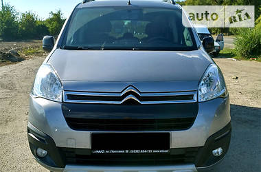Citroen Berlingo пасс. 1.6D 2016