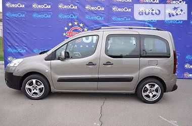 Citroen Berlingo пасс. 68 kW  2014