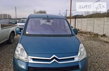 Citroen Berlingo пасс. 68кВт 2011