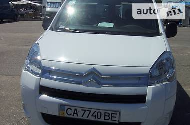 Citroen Berlingo пасс.  2011