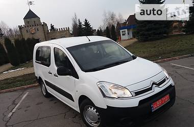 Citroen Berlingo пасс. LONG MAXI 5 MEST 2013
