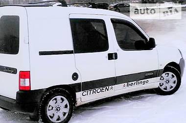 Citroen Berlingo пасс.  2008