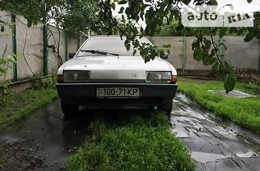 Citroen BX 16 1989