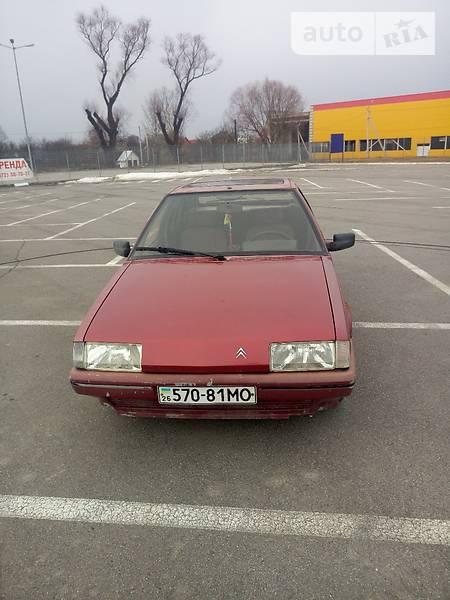 Citroen BX 1988 года