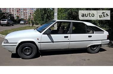 Citroen BX 19trd 1988