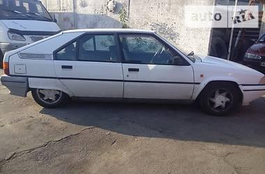 Citroen BX BX 14 1989