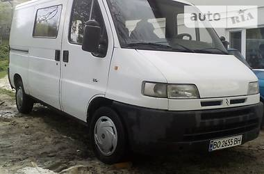 Citroen Jumper пасс.  1995