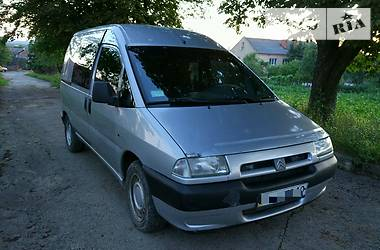 Citroen Jumpy груз.  2000