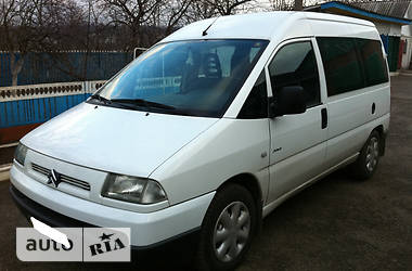 Citroen Jumpy пасс.  2002