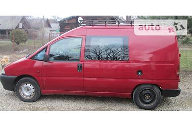 Citroen Jumpy пасс. 1.9td 2000