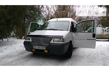 Citroen Jumpy пасс.  2003