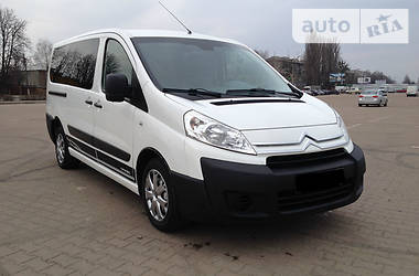 Citroen Jumpy пасс. AC 2.0d 6стКП 2010