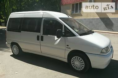 Citroen Jumpy пасс. 1.9 td (7+1) 1998