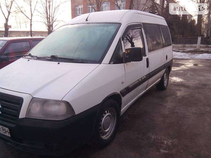 Citroen Jumpy пасс.