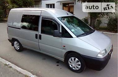 Citroen Jumpy пасс.  2000
