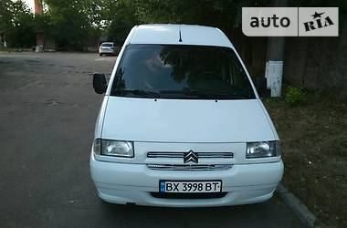 Citroen Jumpy пасс. 1.9 td   1999