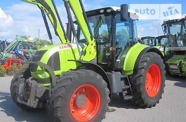 Claas Arion 640 2013