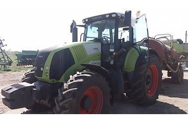 Claas Axion 830 2007