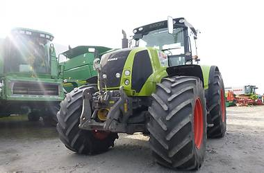 Claas Axion  2011