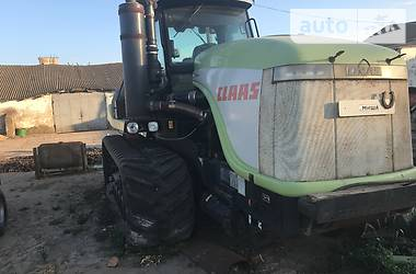 Claas Challenger  2002