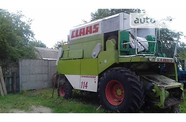 Claas Commandor  2004