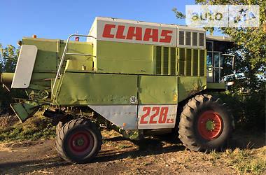 Claas Commandor 228 1990