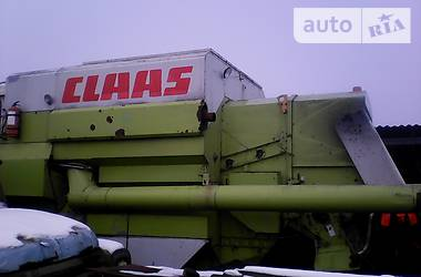 Claas Commandor 116 CS 1990