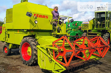 Claas Compact  1990