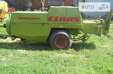 Claas Dominant  2016