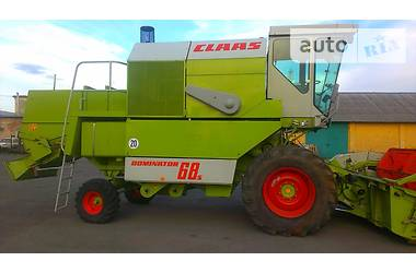 Claas Dominator 68 S EXLUSIVE  2001