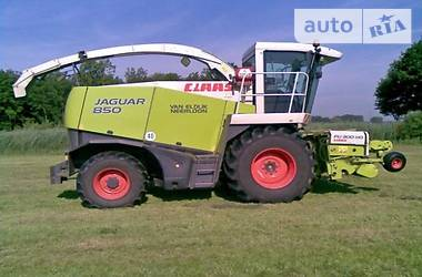 Claas Jaguar 850 2006