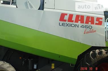 Claas Lexion 460 2002