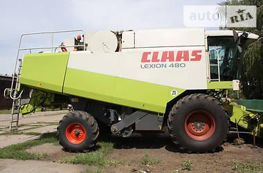 Claas Lexion 480 II 2003