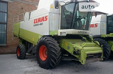 Claas Lexion  480 2005