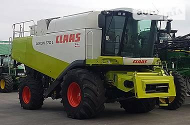 Claas Lexion  2010