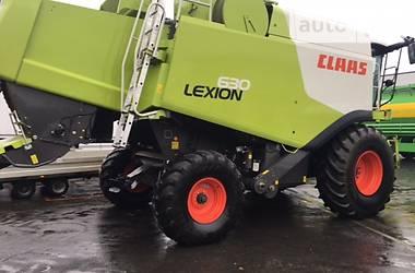 Claas Lexion 630 2012