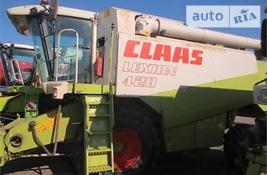 Claas Lexion 420 1997