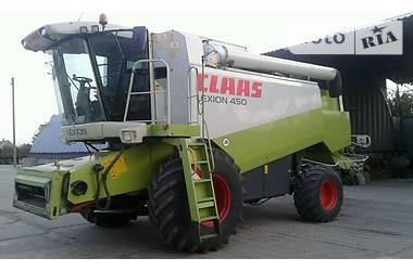 Claas Lexion 450 2002