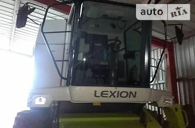 Claas Lexion 460 Evolution 2003