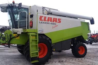Claas Lexion 480 evolution 2003