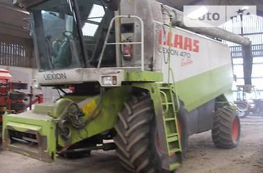 Claas Lexion  470 evo 2003