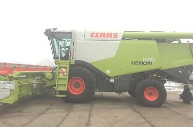 Claas Lexion 670 2014