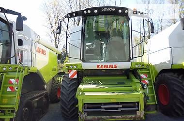 Claas Lexion 660 4 Track 2012