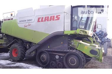 Claas Lexion 580 Terra Trac 2010