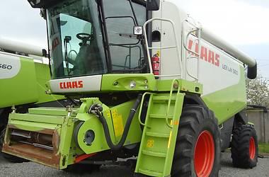 Claas Lexion 560 7.5 Vario 2005
