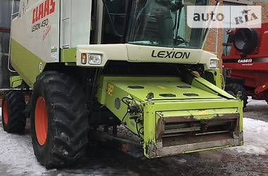 Claas Lexion 450 Evolution 2002