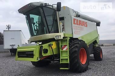 Claas Lexion 480 V750 2000