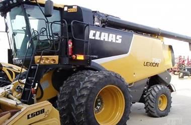 Claas Lexion 730 2013