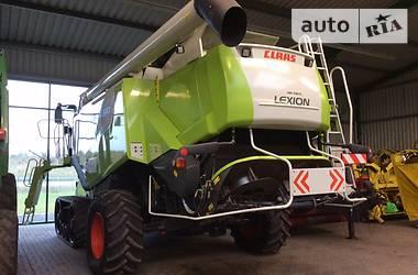 Claas Lexion 580 TT 2010