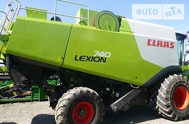 Claas Lexion 740 2011